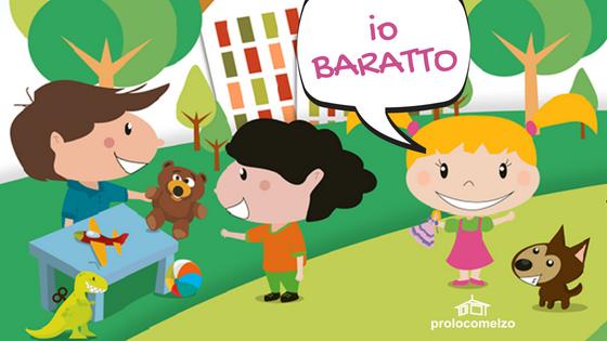 9 SETTEMBRE: BARATTO, 2^ EDIZIONE