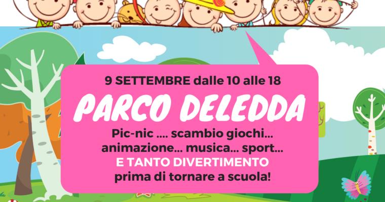 9 SETTEMBRE: FESTA DI FINE ESTATE
