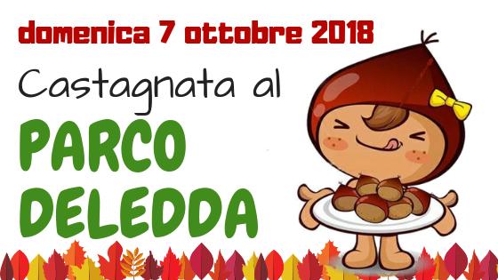 7 OTTOBRE: CASTAGNATA NEL PARCO