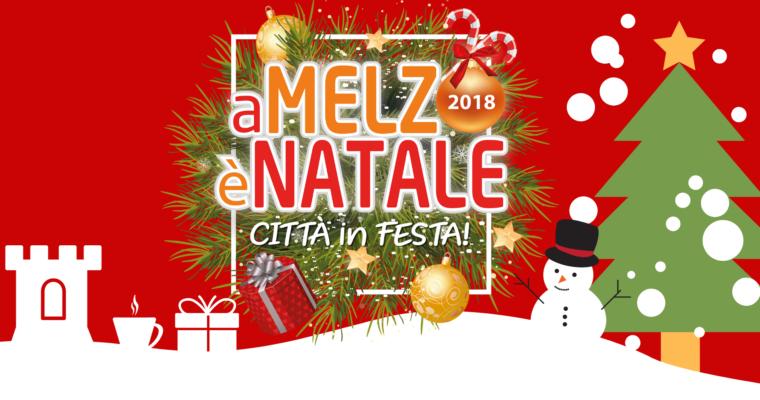 #aMelzoèNatale 2018