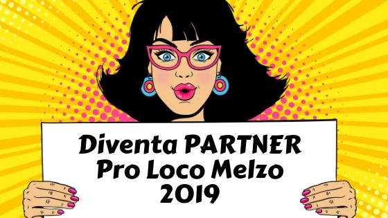DIVENTA PARTNER PRO LOCO MELZO 2019