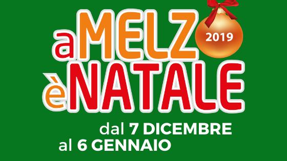 #aMelzoèNatale2019